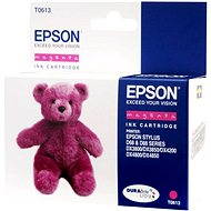 Epson T0613 purpurová - Cartridge
