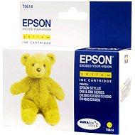 Epson T0614 žlutá  - Cartridge