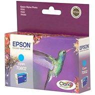 Epson T0802 azurová - Cartridge