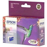 Epson T0806 světlá purpurová - Cartridge