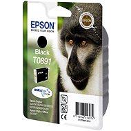 Epson T0891 černá - Cartridge