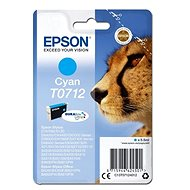 Cartridge Epson T0712 azurová