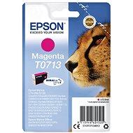 Cartridge Epson T0713 purpurová