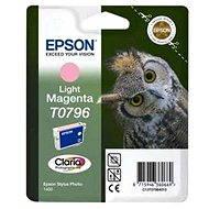 Epson T0796 světlá purpurová - Cartridge