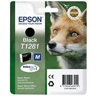 Epson T1281 černá - Cartridge