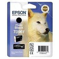 Epson T0961 černá - Cartridge