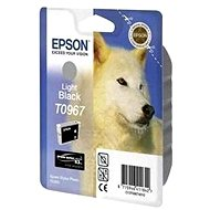 Epson T0967 světle černá - Cartridge