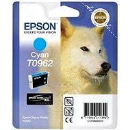 Epson T0962 azurová - Cartridge