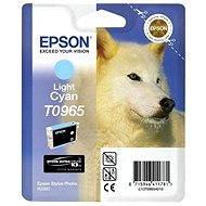 Epson T0965 světlá azurová - Cartridge