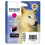 Epson T0963 purpurová - Cartridge