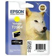 Epson T0964 žlutá - Cartridge