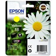 Epson T1804 žlutá - Cartridge