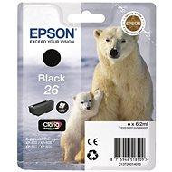 Epson T2621 černá - Cartridge