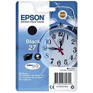 Epson T2701 27 černá - Cartridge