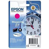 Epson T2703 27 purpurová - Cartridge