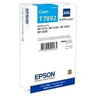 Epson C13T789240 79XXL azurová - Cartridge
