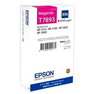 Epson C13T789340 79XXL purpurová - Cartridge