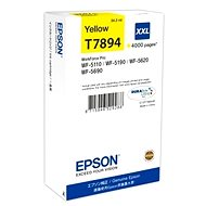 Epson C13T789440 79XXL žlutá - Cartridge