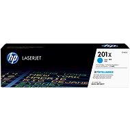 HP CF401X č. 201X azurový - Toner