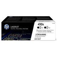 HP CF410XD č. 410X 2-pack černý