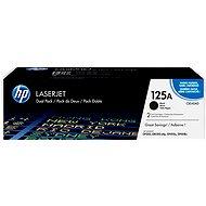 HP CB540AD dual pack černý - Toner