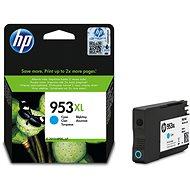 HP 953XL č. F6U16AE azurová - Cartridge