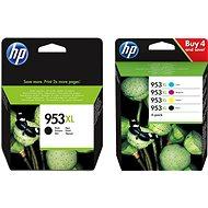 HP 953XL No. 3HZ52AE Multipack + L0S70AE Black