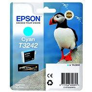 Epson T3242 azurová - Cartridge