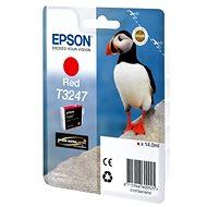 Epson T3247 červená - Cartridge