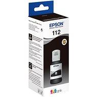 Epson 112 EcoTank Pigment Black ink bottle černá - Cartridge