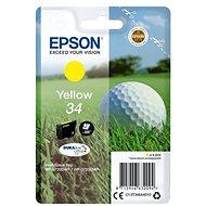 Epson T3464 žlutá - Cartridge