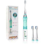 Seago SG-977 zelený - Elektrický zubní kartáček pro děti