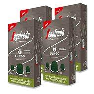 Segafredo CNCC Lungo 10 x 5,1 g (Nespresso); 4x - Kávové kapsle