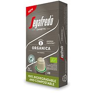 Segafredo CNCC Organica 10 x 5,1 g (Nespresso) - Kávové kapsle