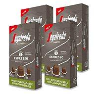 Segafredo CNCC Espresso 10 x 5,1 g (Nespresso); 4x - Kávové kapsle