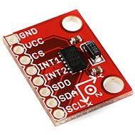 SparkFun tříosý akcelerometr (ADXL345) - Čidlo