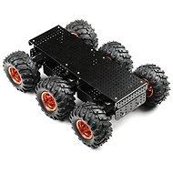 SparkFun Wild Thumper 6WD Chassis - Black (34:1 gear ratio) - Stavebnice