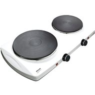 SENCOR SCP 2253WH-EUE3 Double Plate Cooker - Electric Cooker