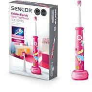 SENCOR SOC 0911RS - Elektrický zubní kartáček pro děti