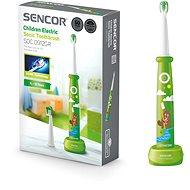 SENCOR SOC 0912GR - Elektrický zubní kartáček pro děti