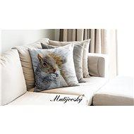 MATĚJOVSKÝ Dekorační povláček Squirrel - Povlak na polštář