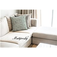 MATĚJOVSKÝ Dekorační povláček Texture - Povlak