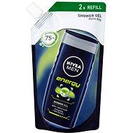 NIVEA Men Sprchový gel Energy 500 ml, náplň - Pánský sprchový gel