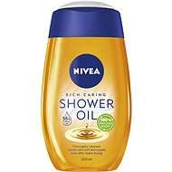 NIVEA Natural Caring Shower Oil 200 ml