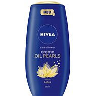 NIVEA Creme Oil Lotos 250 ml - Sprchový gel