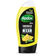 RADOX Men Heroic Lemon & Tea Tree 2in1 Shower Gel 250 ml - Pánský sprchový gel