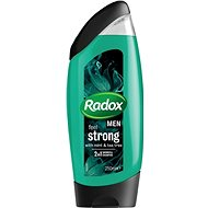 RADOX Men Feel strong mint & tea tree 2v1 250 ml - Pánský sprchový gel