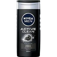 NIVEA Men Active Clean Shower Gel 500 ml - Pánský sprchový gel