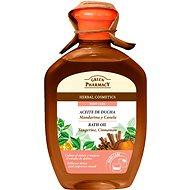 GREEN PHARMACY Sprchový olej Mandarinkou a skořicí 250 ml