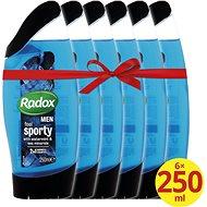 RADOX Men Feel Sporty 6×250 ml